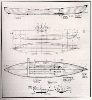 Wee rob canoe for Piani di idee per la costruzione di ponti